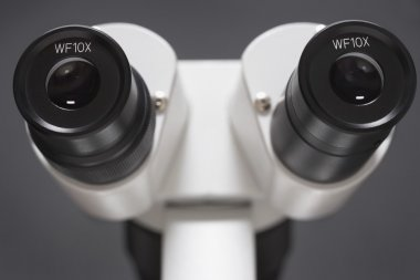 Laboratory Microscope background