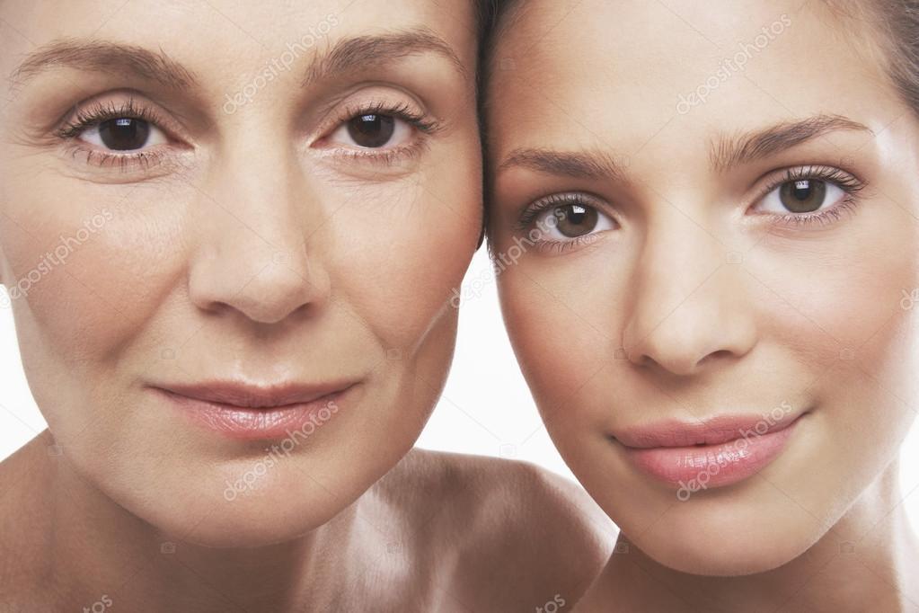 Beautiful Women faces