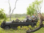 Turisté na gepard