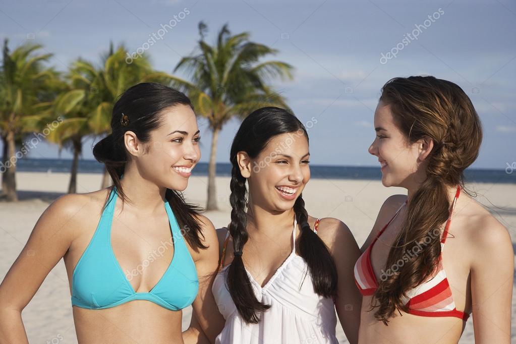 nagie nastolatki bikini