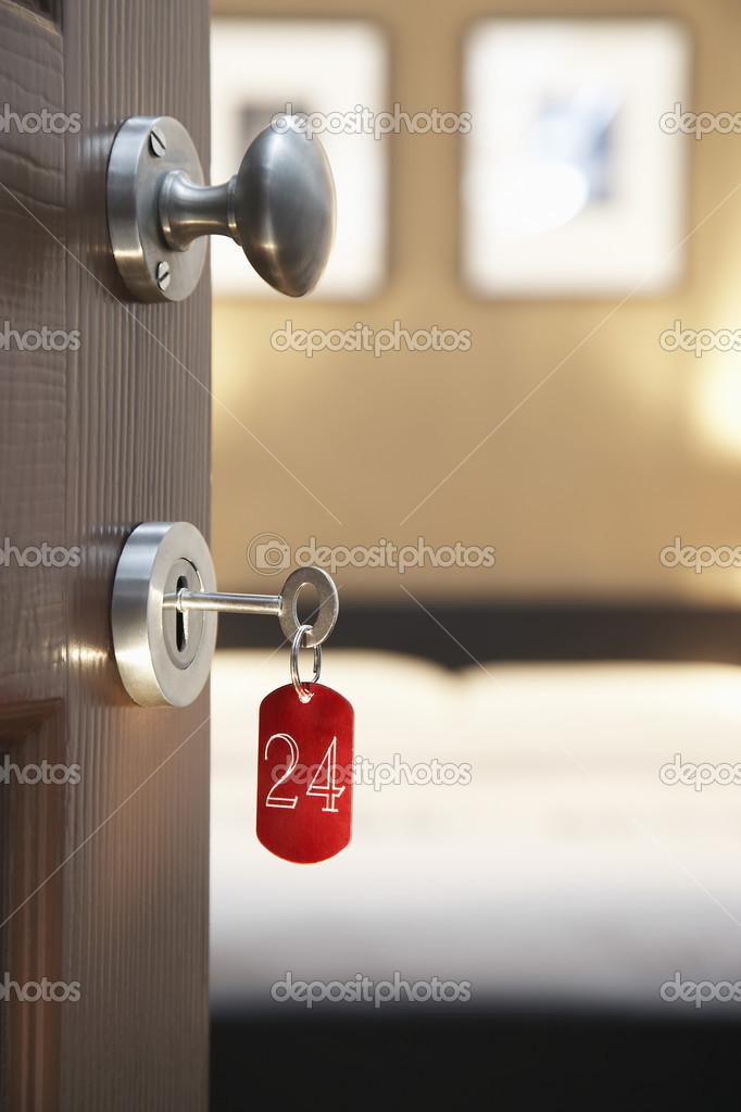 Porte Cle Chambre D Hotel