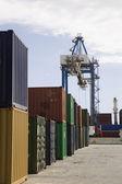 Photo Freight terminal