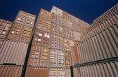 Photo Shipping containers