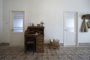 Vintage entrance hall