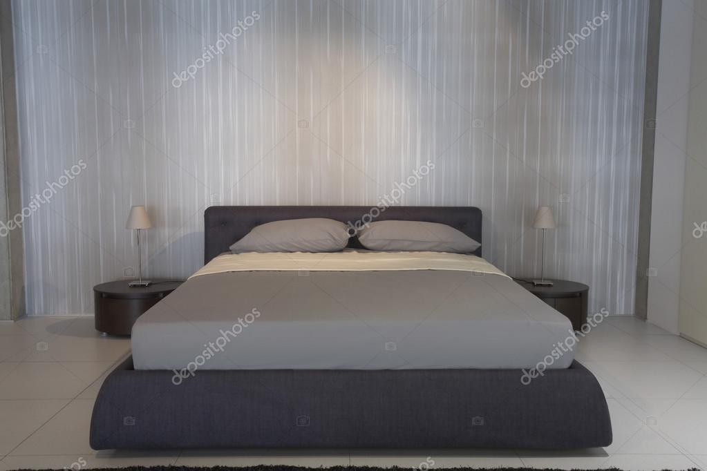Mobili Contemporanei Camere Da Letto : Camera da letto in negozio di mobili contemporanei u2014 foto stock