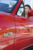 Photo Electric car