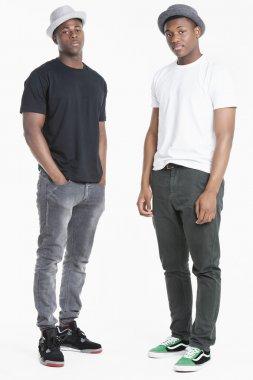 African American men
