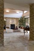 Fotografie obývací pokoj interiér