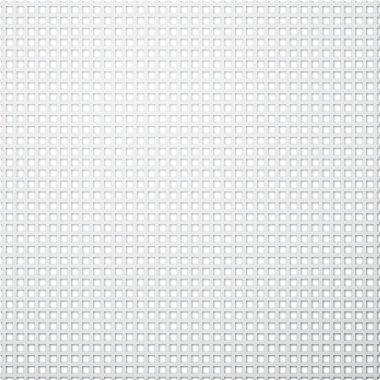 Grey textured grid background.