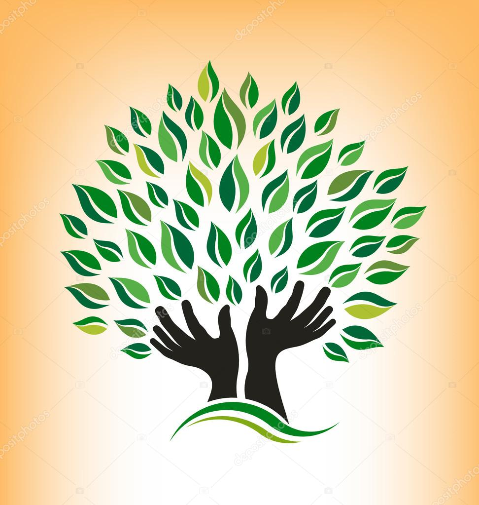 Praying Tree Logo
