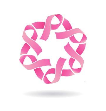Awareness Pink Star Logo