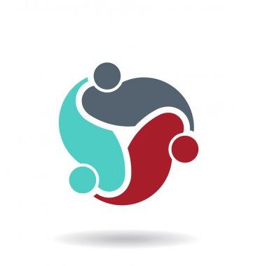 Friendship group 3 Logo