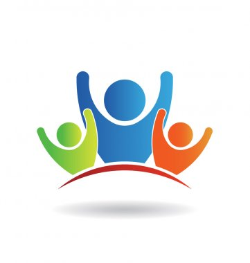 Team Friends Logo