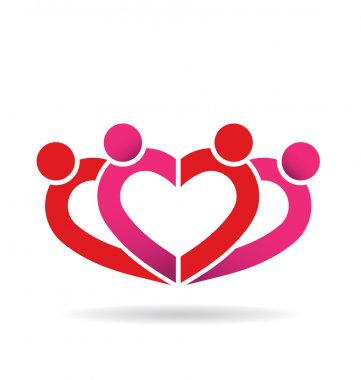 Heart community people
