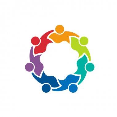 Teammates 7 image logo