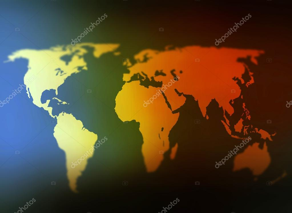 Day and night world map selective focus stock photo steveball day and night world map selective focus stock photo gumiabroncs Images