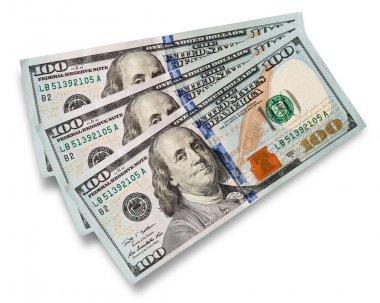 american one hundred dollars