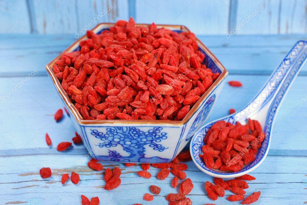 годжи сушеные ягоды