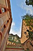 Fényképek Benedictine monastery of Montserrat (Monasterio de Montserrat).