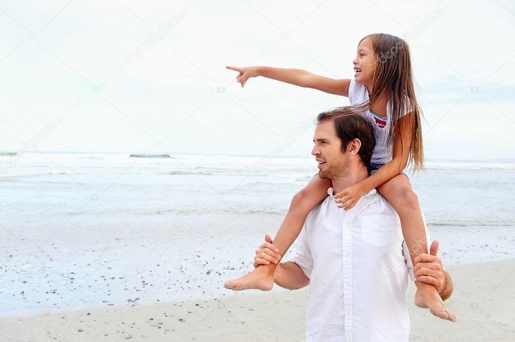 картинки папа и дочь