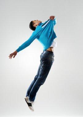 classic dance jump
