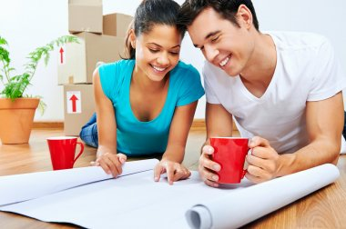 new home plans couple