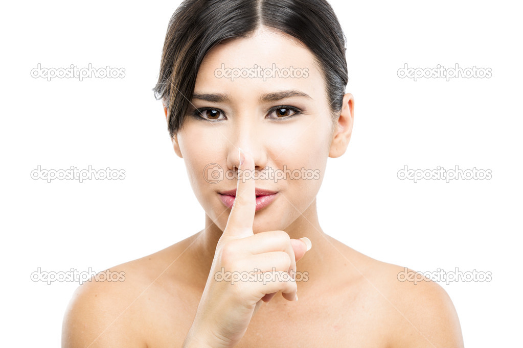 shhhhh stock photo ikostudio 41316447