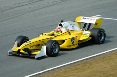 Car racing at A1GP