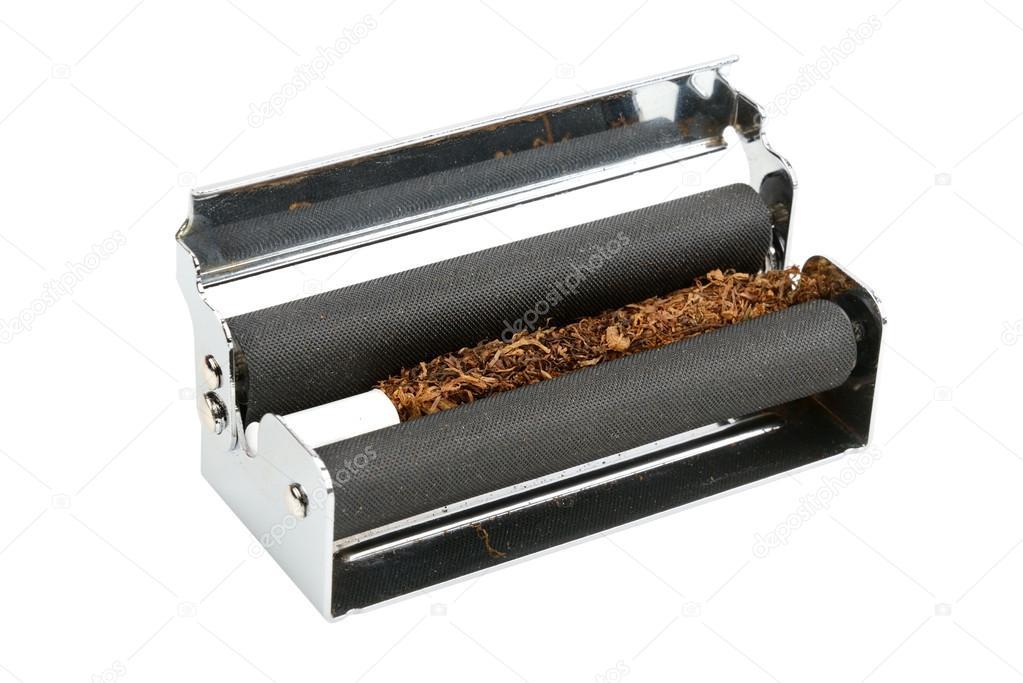 M 225 Quina Para Cigarros De Enrolar Fotografias De Stock