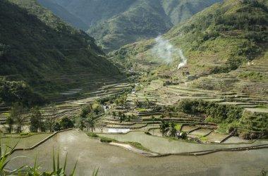 Rice terraces banaue luzon philippines