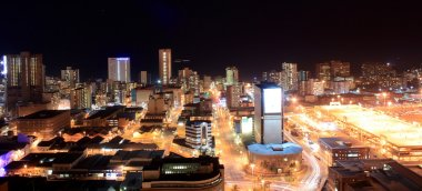 City view of Durban, South Africa