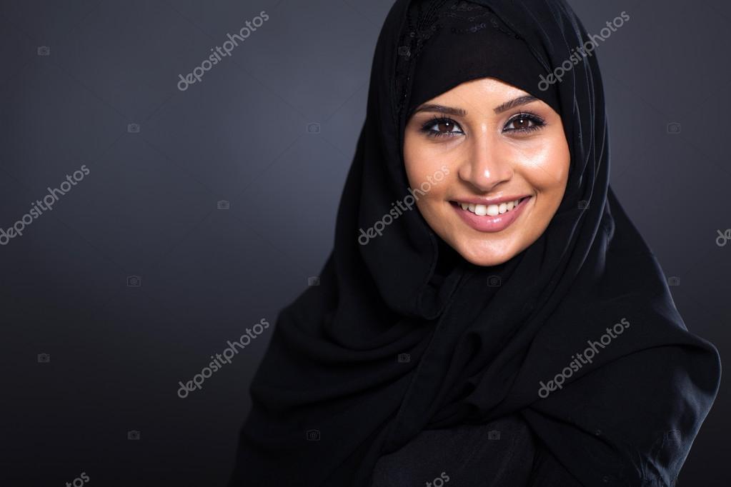 Muslim hijab girl photo