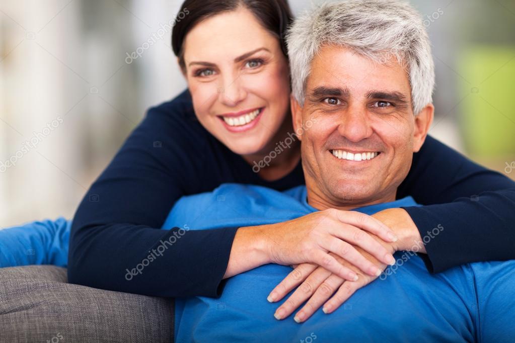 семейные пары за 50