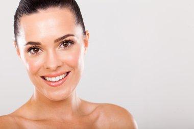 woman skincare