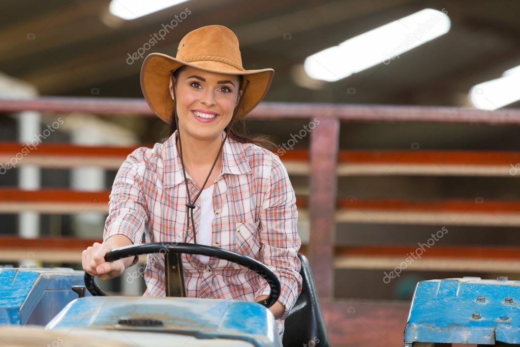 Pics farm girl An Old