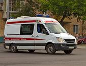 Photo ambulance car