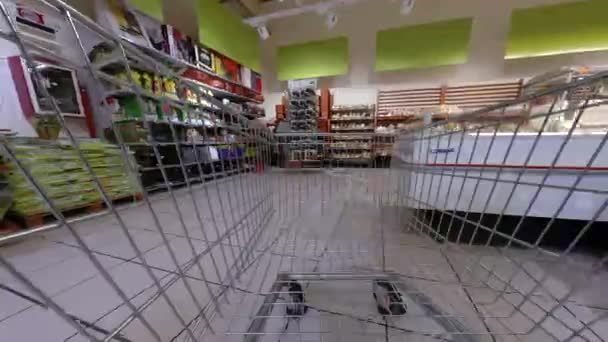 Food Shopping Time Lapse