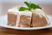 Fotografie Quark dessert