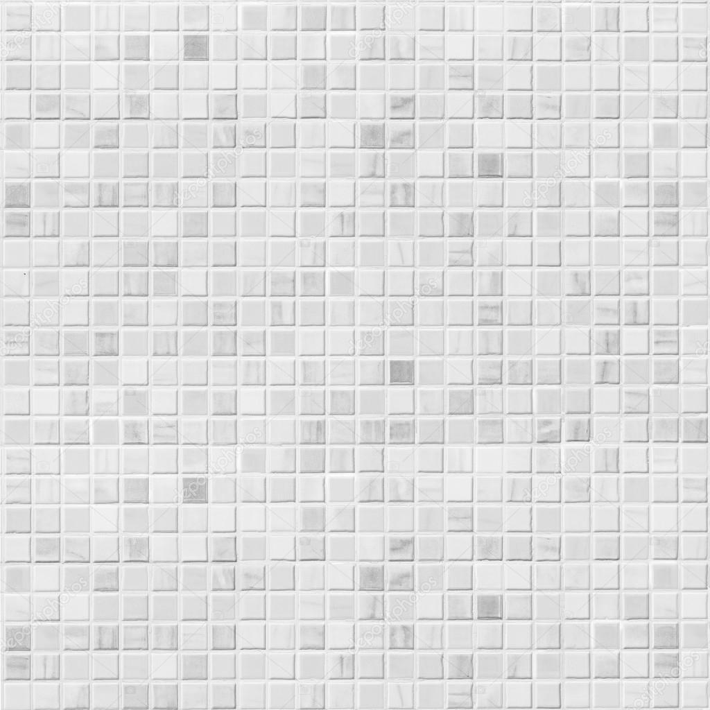 White tile wall — Stock Photo © Andrey_Kuzmin #14499477