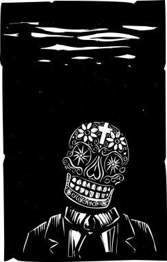 Business Skull