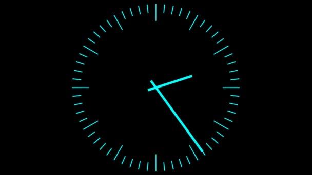 Modré hodiny