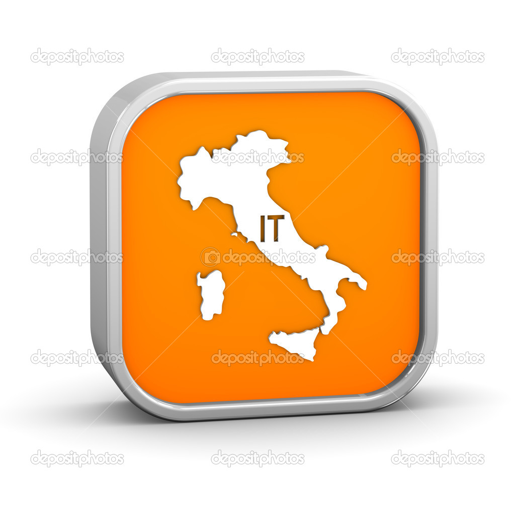 International Country Code Sign Italy Stock Photo C Nmcandre 15694059
