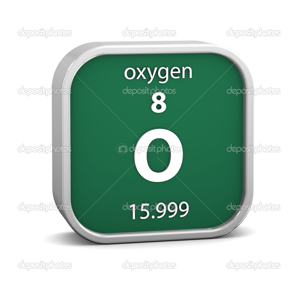Oxygen material sign stock photo nmcandre 25584841 oxygen material on the periodic table part of a series photo by nmcandre gamestrikefo Images