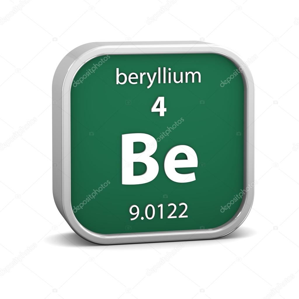 Beryllium material sign stock photo nmcandre 25585673 beryllium material on the periodic table part of a series photo by nmcandre gamestrikefo Image collections