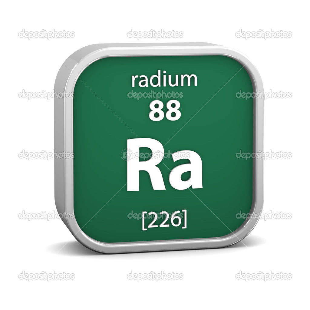 Radium material sign stock photo nmcandre 25586157 radium material on the periodic table part of a series photo by nmcandre gamestrikefo Images