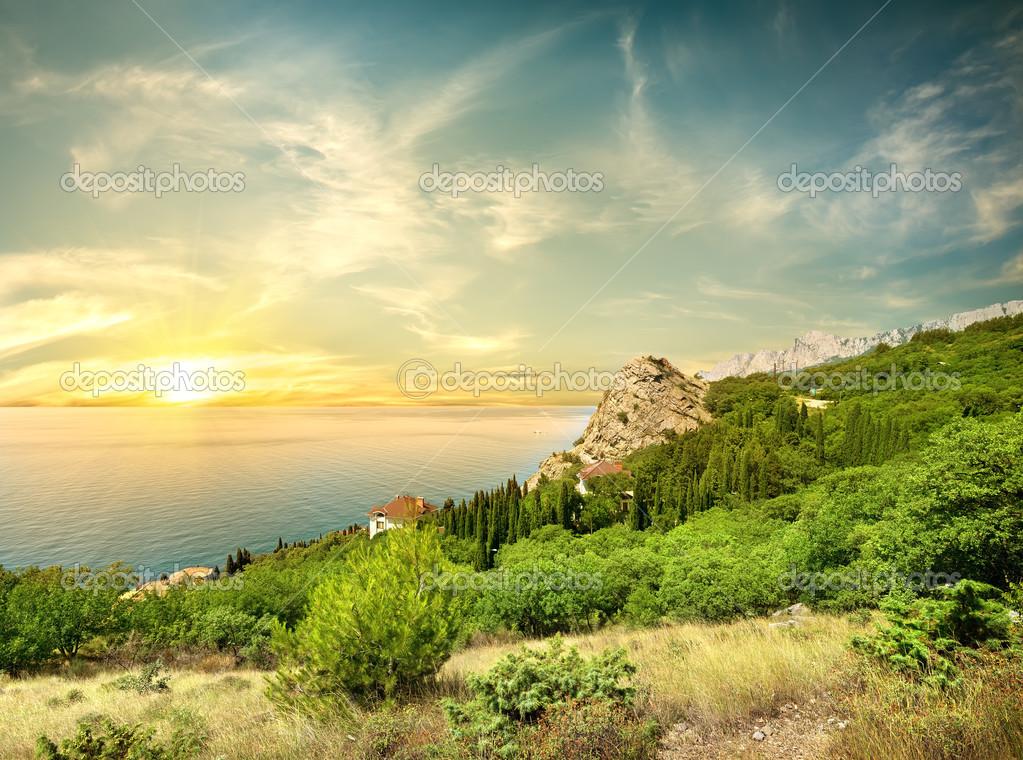 Imágenes Amaneceres Bellos Bellos Amaneceres En El Mar Foto De