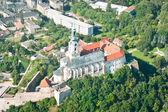 Fotografie hrad v Nitře