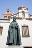 Fotografie Monument Cardinal Cisneros