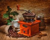 Fényképek Daráló- és egyéb kiegészítők a kávé