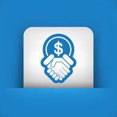 Finanční dohody ikona